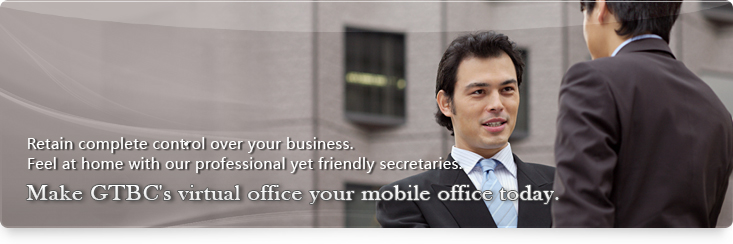 Make GTB'svirtual office your mobile office today.